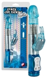 Hi-tech вибратор - Rabbit Vibrator blue