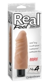 Реалистичный вибратор - Real Feel Lifelike Toyz No. 4 - Flesh