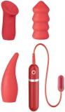 NEON SECRET DESIRES 10FUNC. VIBRATOR KIT