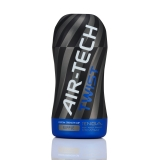 Мастурбатор Tenga Air-Tech TWIST Ripple Blue