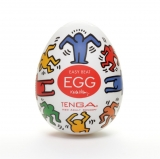 Мастурбатор Tenga Keith Haring EGG Dance
