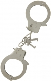 Наручники, Large Metal Handcuffs with Keys