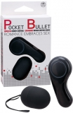 Виброяйцо POCKET BULLET 10 FUNCTION REMOTE CONTROL