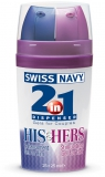 Лубрикант 2 в 1 Swiss Navy 2-IN-1 His & Hers
