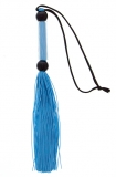 Флогер GP SILICONE FLOGGER WHIP BLUE