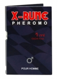 Пробник Aurora X-rune for men, 1 ml