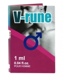 Пробник Aurora V-rune for men, 1 ml
