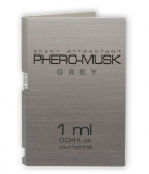Пробник Aurora PHERO-MUSK GREY, 1 ml