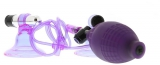 Стимуляторы на соски Hi-Beam Vibrating Nipple Pumps Lavender